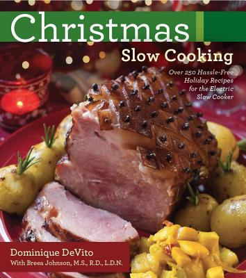 Christmas Slow Cooking By Devito, Dominique